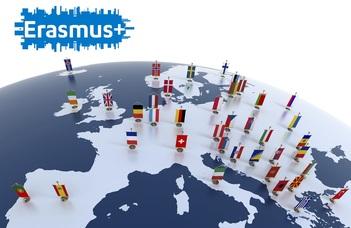 Erasmus+ intézeti pályázati felhívás – 2021/2022