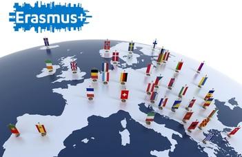 Erasmus+ hallgatói mobilitás – pótpályázat