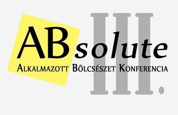 ABsolute III. konferencia