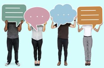 Meghívó − Beszédtechnikai gyakorlatok, az előadókészség fejlesztése